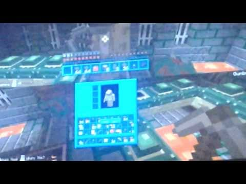 Minecraft xbox: Quest to kill the Ender Dragon- The portal- Part 7