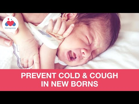 How to Prevent and Cure Cough and Cold in Newborns  - Video Tips by Dr. Sanjay Wazir