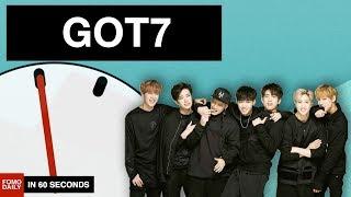 GoT7 • In 60 Seconds