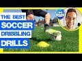 15 Soccer Dribbling Drills (Improve in ONLY 1 session) *Football