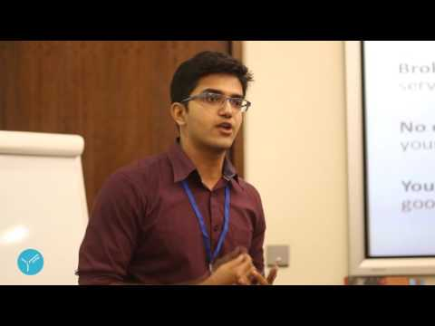 Ycenter India 2016 Pitch Day TruckToday