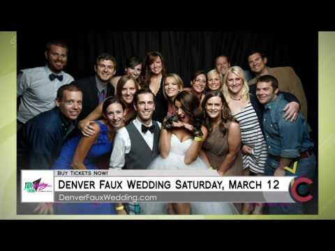 Denver Kids Faux Wedding - March 2, 2016