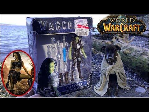 Warcraft Garona Action Figure Review