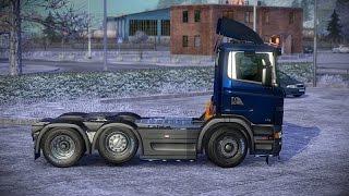 ETS2 v1 27] Scania R & Streamline MegaMod v2 2 + ALL DLC´s ready