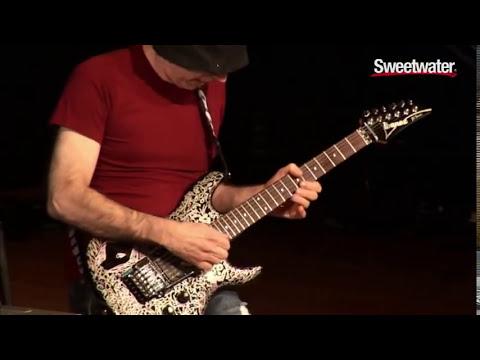 Joe Satriani Plays