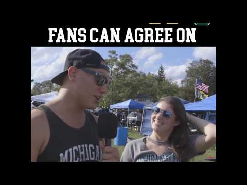 Could you marry an Ohio State fan?