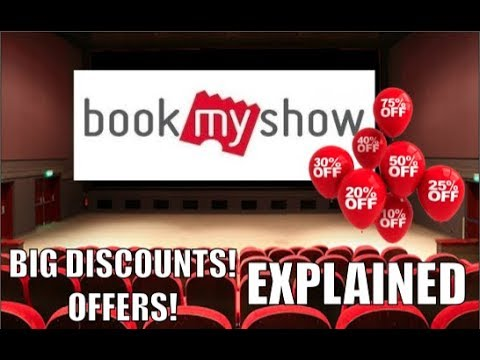 Best MOVIE TICKET offers in India under 60 SECONDS!!