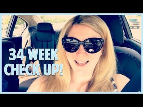 34 Weeks Pregnant!