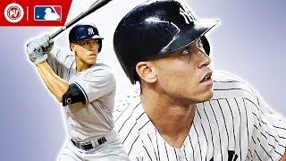 Aaron Judge Highlights   MLB 2017