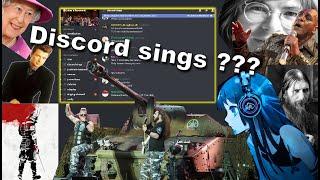 Discord Sings Sings Whatever Discord Wants Mp3