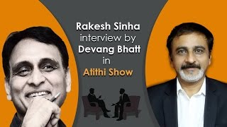 Debate on What is RSS? Latest Interview with RSS Ideologue Mr. Rakesh Sinha