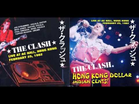 The Clash - Live In Hong Kong, 1982 (Full Concert!)