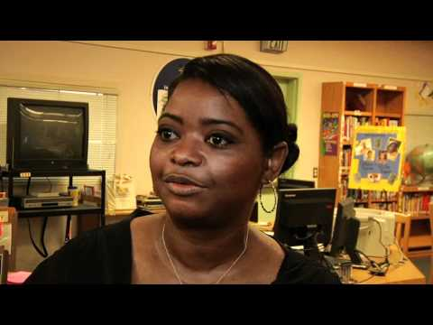 Octavia Spencer on Getting her SAG Card