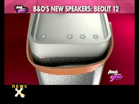 Tech and You: B&O's new Beolit 12 speaker - NewsX