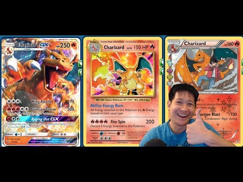 3 Different CHARIZARDS In ONE Deck WORKS, The Charizard Dream LIVES!