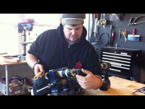 Propane PVC NERF Dart Cannon