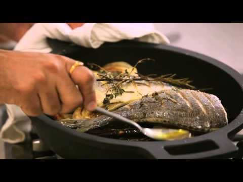 Raymond Blanc's best ever gilthead  seabream