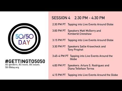 50/50 Day Live Stream 4 of 5