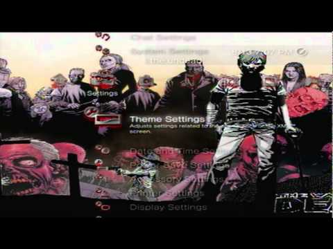 How To Get Free PS3 Dynamic Themes, and other themes
