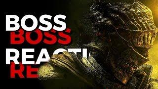 Boss Reactions | Dark Souls 3 | Soul of Cinder
