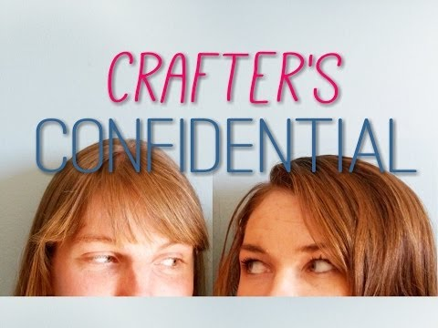 Crafter's Confidential Tag with my sister, Rebekah! (Part Two) | eclecticdesigns