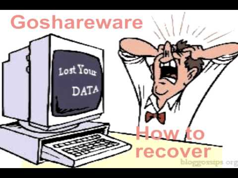 How to recover deleted excel files