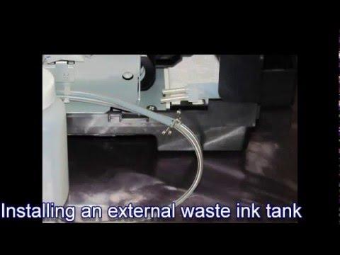 External Waste Ink Epson R2000