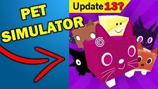 Roblox pet simulator giveaway dark matter pets update 13 is