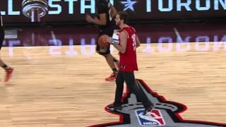 NBA All-Star 2016 - Dunk Elite - Jordan