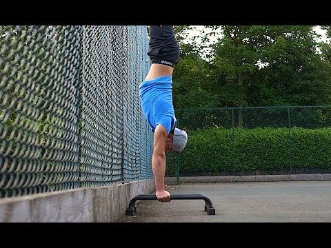 IMPROVE YOUR HANDSTAND with this exercise
