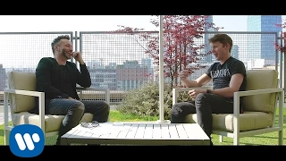 #WarnerSquad - James Blunt interviewed by Nek