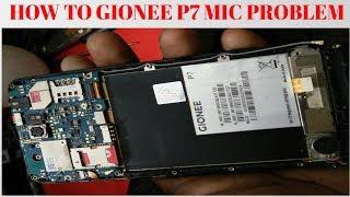 Gionee P6 Mic Ways Jumper Solution || P6 Mic Problem #P6micways