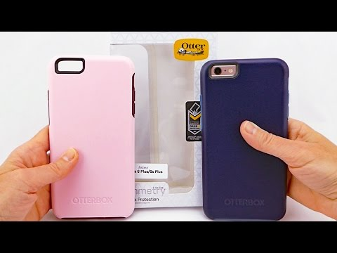 OtterBox Symmetry Colors Edition: Sleek, Stylish Protection for your iPhone 6s Plus!