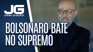 Josias de Souza/Bolsonaro bate no Supremo e mima a Procuradoria