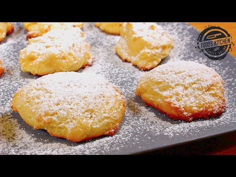 How to make Cheesecake Cookies - Recipe DIY