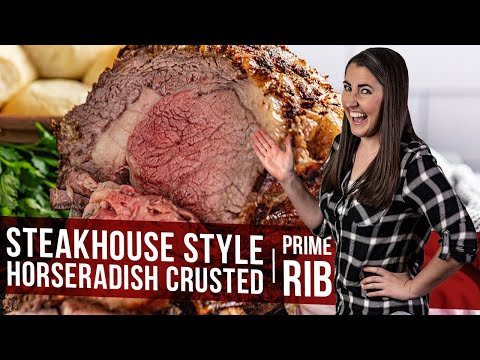 How to Make the Perfect Prime Rib