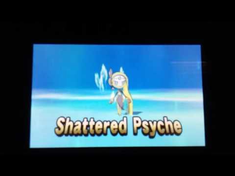 Pokemon sun and moon wifi battle Battle Royal #12 Meloetta unleash z-move