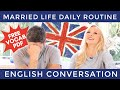 Download  English Conversation - Daily Routine (with vocabulary) MP3,3GP,MP4