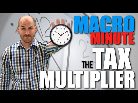 Macro Minute -- The Tax Multiplier