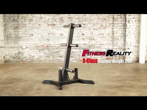 2859 - Fitness Reality Triathlon X-Class Olympic Weight Tree