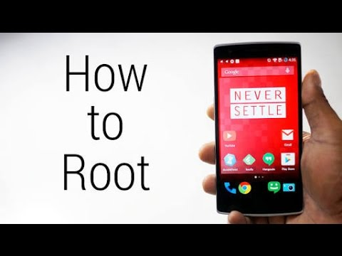 How to root any Android device 6.0.1 marshmallow (without PC)
