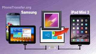 How To Transfer Photos From Samsung Phone To Ipad Mini 4 Sync Samsung