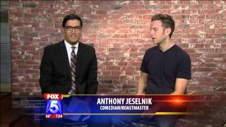 Anthony Jeselnik Roasts FOX5