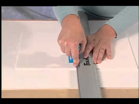 STRAIGHT-BEVEL CUTTER how to instructional video