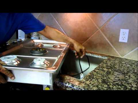 DIY: How To Replace A Gas Cooktop