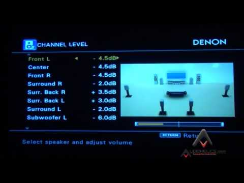 How To Set Up An AV Receiver HDMI, Bass Management and More - playithub com