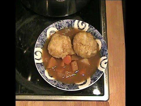 Beef Stew & Suet Dumplings