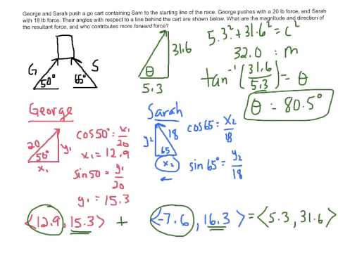 vector examples ws2 #1-5
