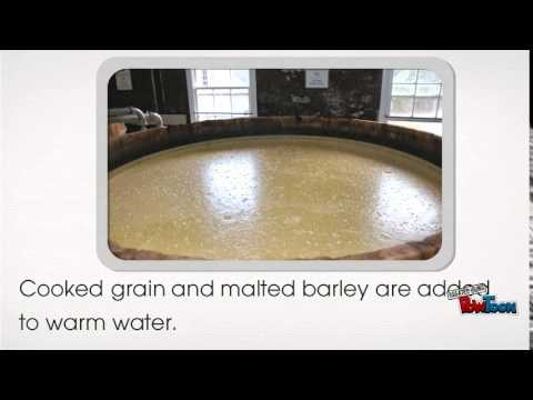Process of Whiskey Making2