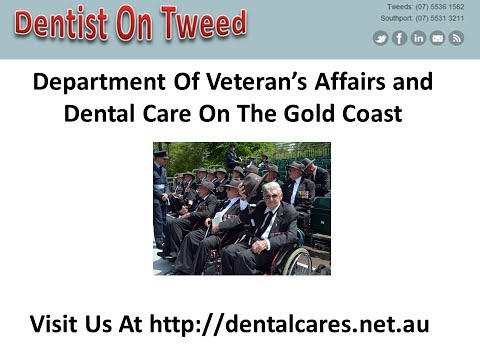 Department Of Veterans' Affairs And Dental Care On The Gold Coast